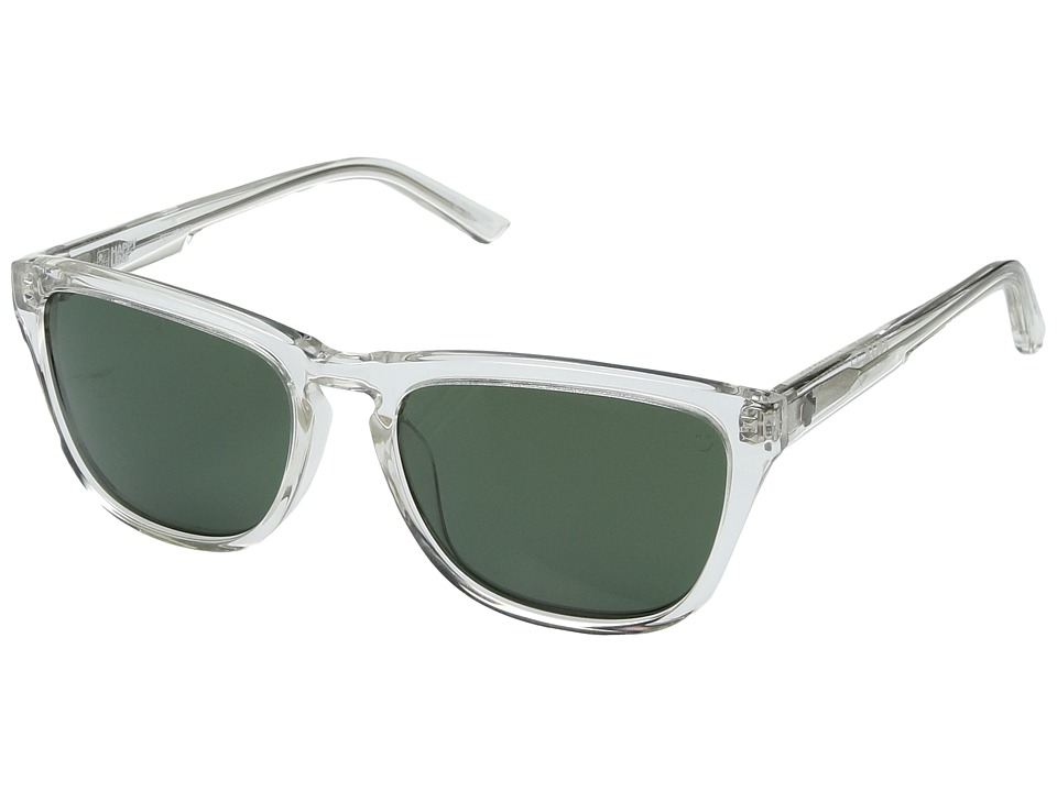 Spy Optic Hayes (Bare Crystal /Happy Gray/Green) Sport Sunglasses