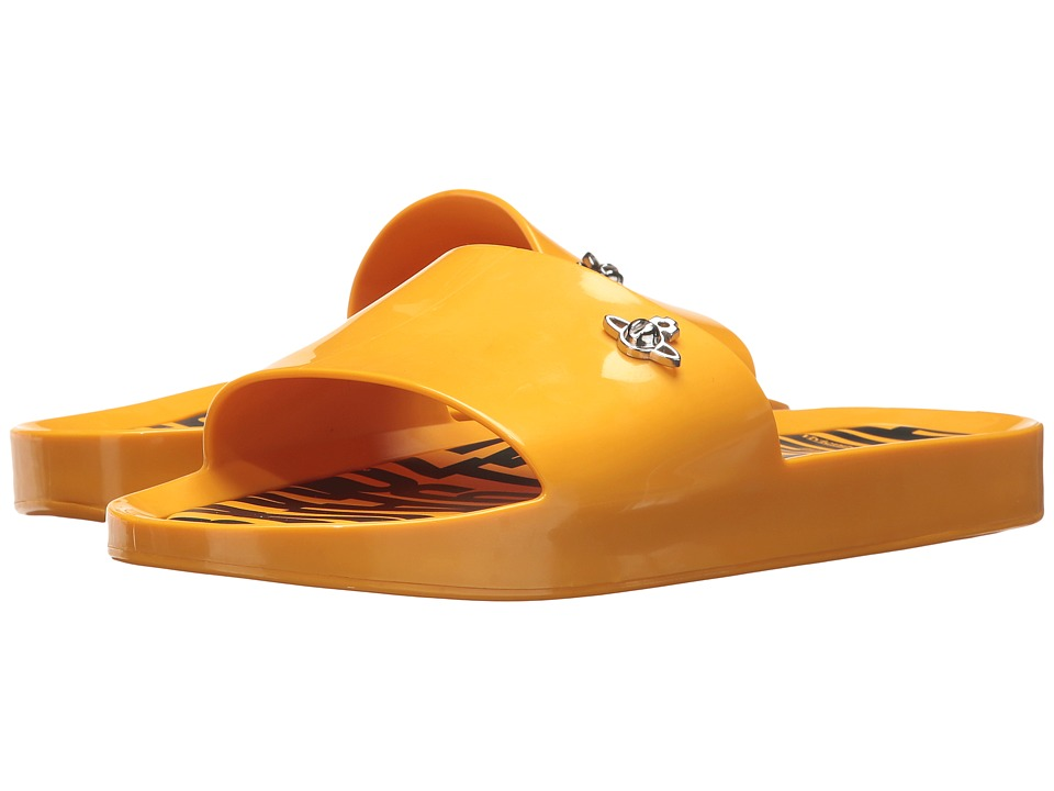 Vivienne Westwood Anglomania + Melissa Beach Slide (Yellow) Women