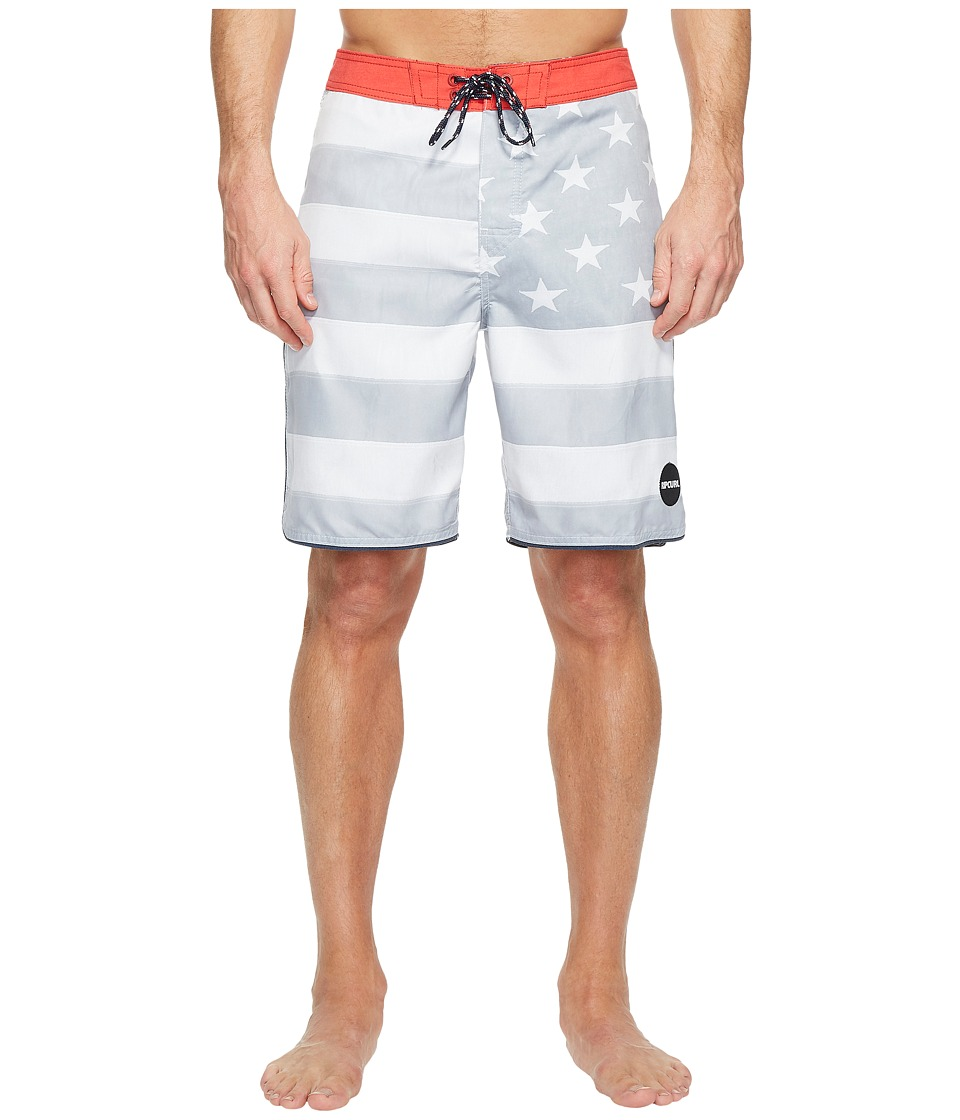 Rip Curl Freestate Boardshorts (White) Men