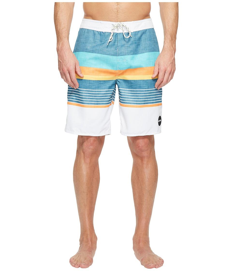 Rip Curl Happyhour Boardshorts (Orange) Men