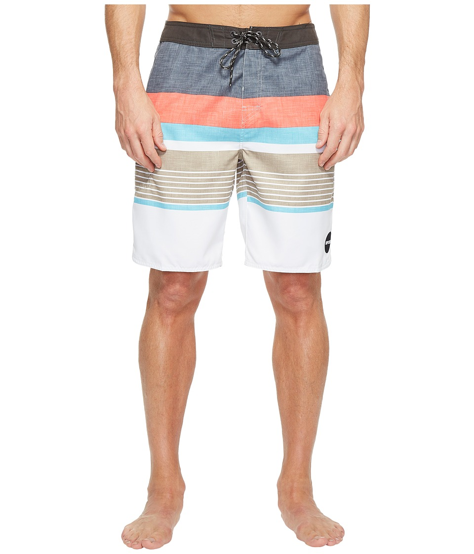 Rip Curl Happyhour Boardshorts (Coral) Men