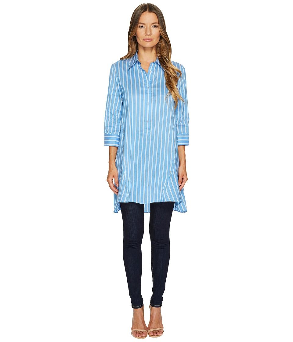 Neil Barrett - Cotton Silk Stripe Shirt