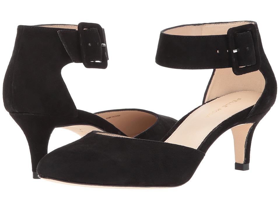 Pelle Moda - Kady (Black Suede) Womens Shoes