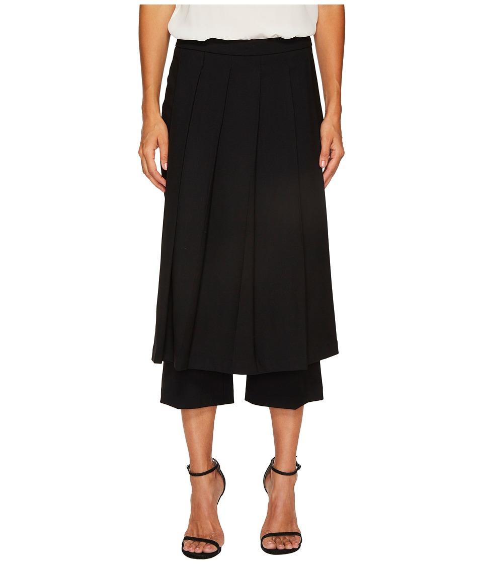 Neil Barrett - Fine Tricotine Skirt Pants