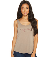 Roper - 1133 Poly Rayon Knit Loose Fit Tank Top