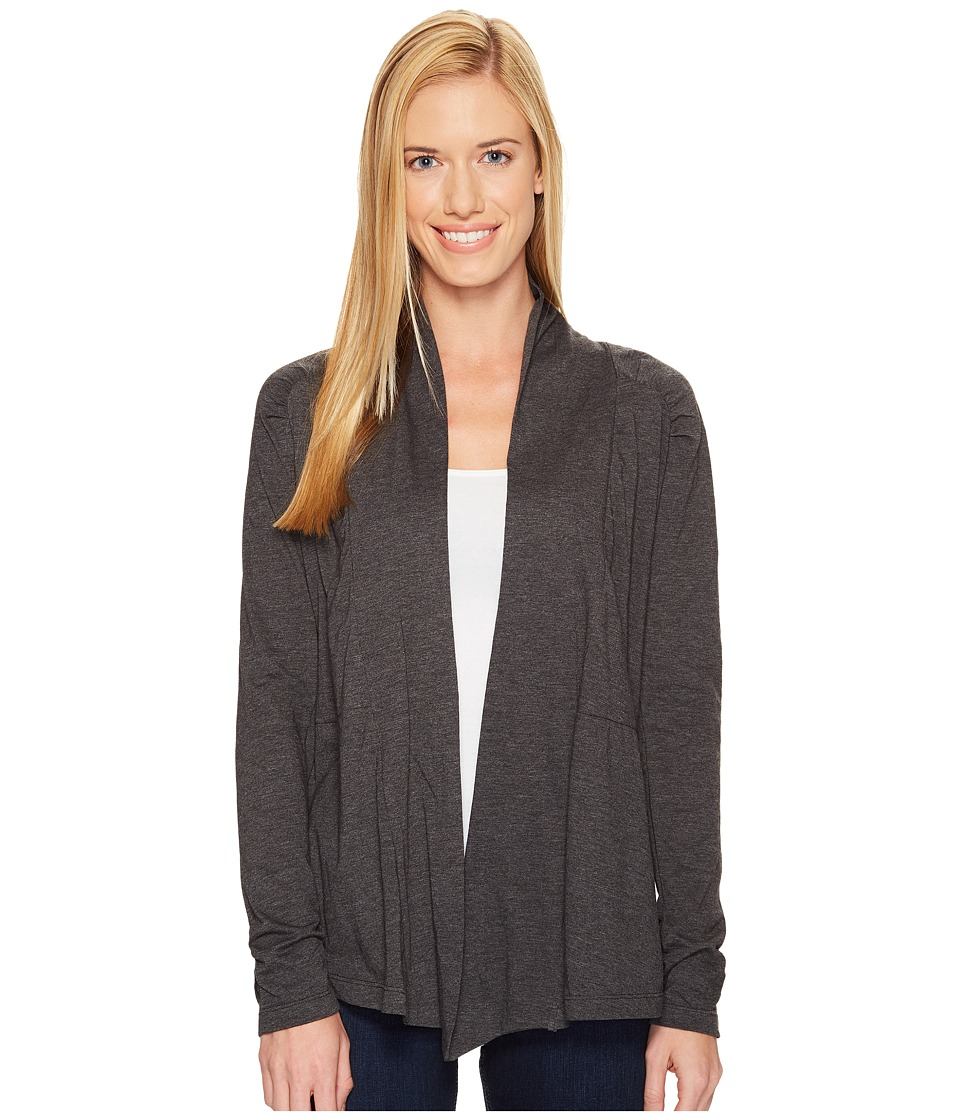 Aventura Clothing - Kyle Wrap (Black 1) Womens Sweater