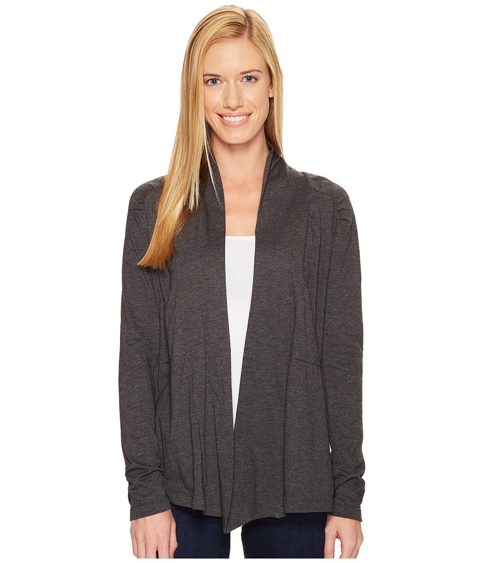 Aventura Clothing - Kyle Wrap (Black 1) Womens Sweater