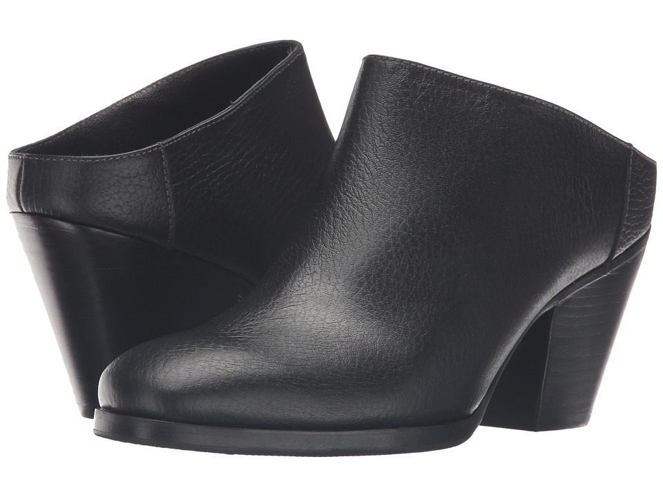 Rachel Comey - Mars Mule (Black/Black) Womens Clog Shoes