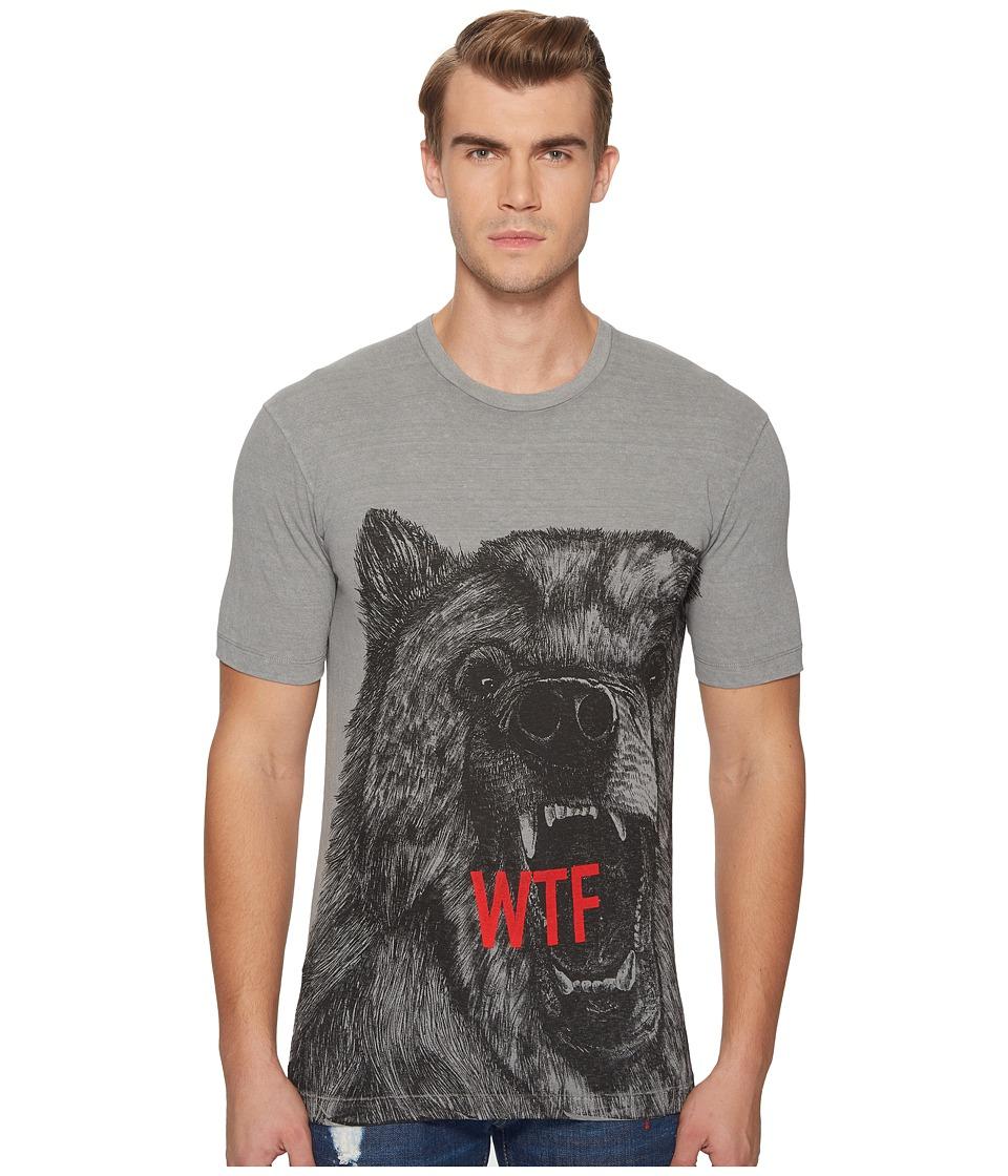 DSQUARED2 WTF T-Shirt (Grey) Men