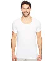Hanro - Cotton Superior Short Sleeve Crew Neck Shirt