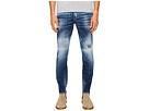 Light Canadian Wash Skater Jeans in Blue