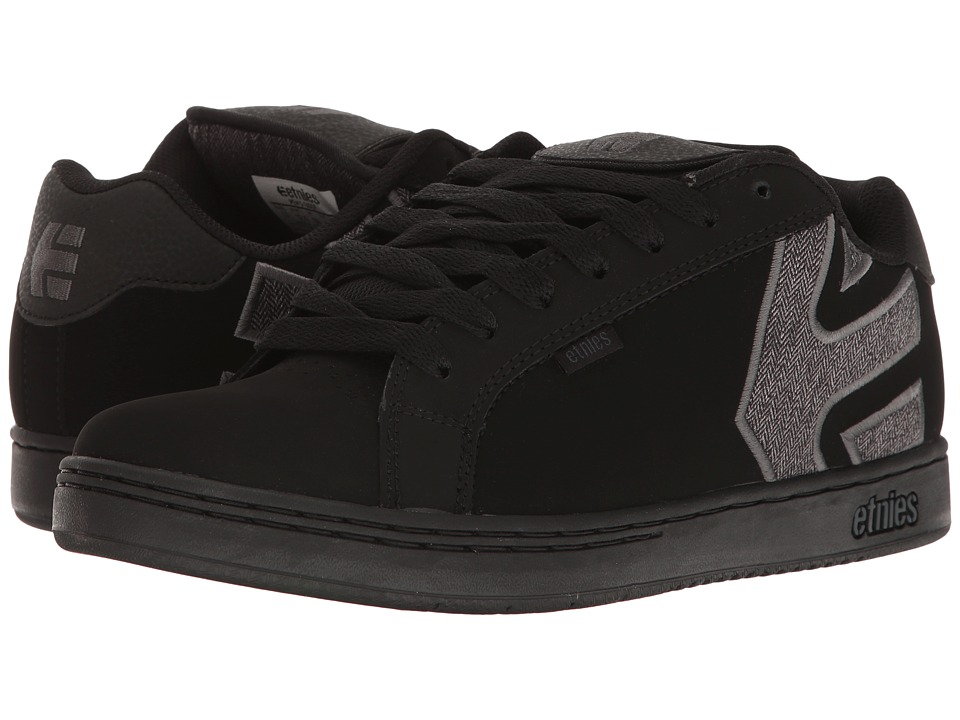 etnies Fader (Black Heather) Men