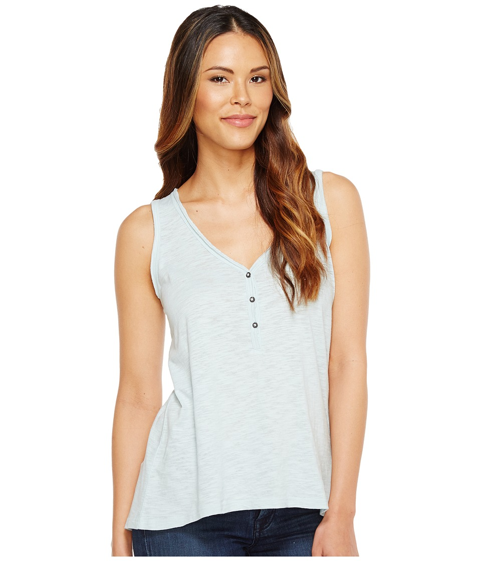 Alternative - Washed Slub Nouvelle V-Scoop Tank Top