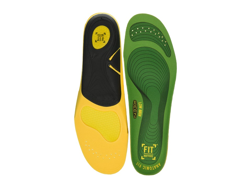 Keen Utility - K30 Low Arch (Green) Insoles Accessories Shoes
