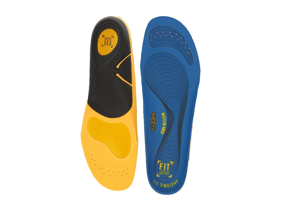 Keen Utility - K30 Medium Arch (Blue) Insoles Accessories Shoes