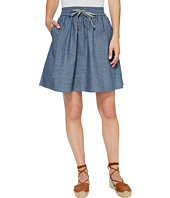 Alternative - Chambray Skater Skirt