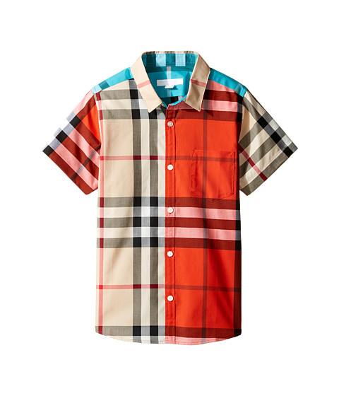 Burberry Kids Frederick Shirt (Little Kids/Big Kids)