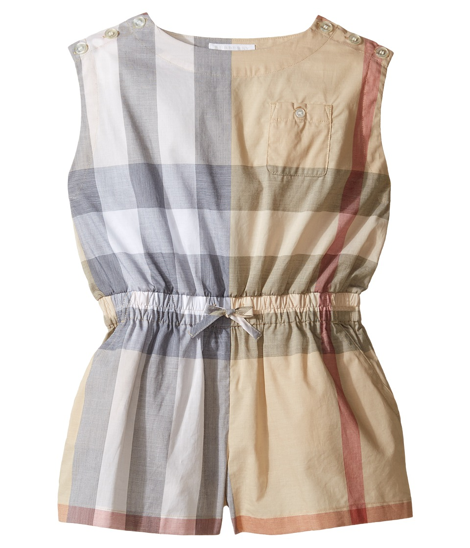Burberry Kids - Rosanna Overalls (Little Kids/Big Kids) (...