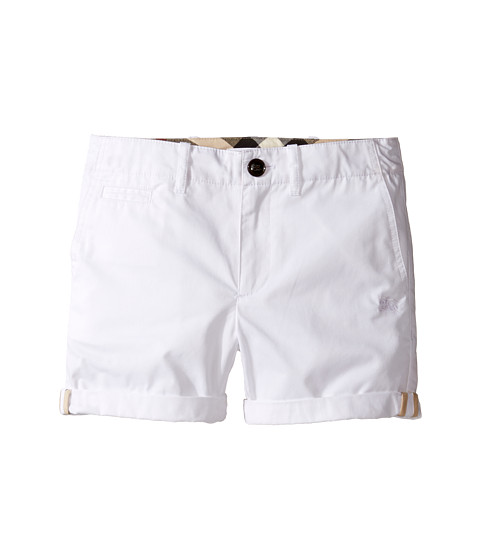 Burberry Kids Tina Shorts (Little Kids/Big Kids)