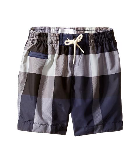 Burberry Kids Saxon Swimsuit (Infant)