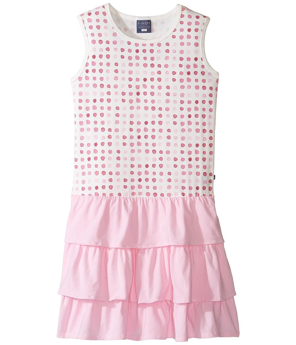Toobydoo - Ruffle Tank Dress