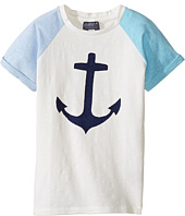 Toobydoo - Lucky Anchor T-Shirt (Toddler/Little Kids/Big Kids)