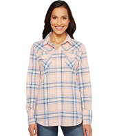 Roper - 1141 Creamsickle Plaid Western Shirt