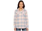 Roper - 1141 Creamsickle Plaid Western Shirt