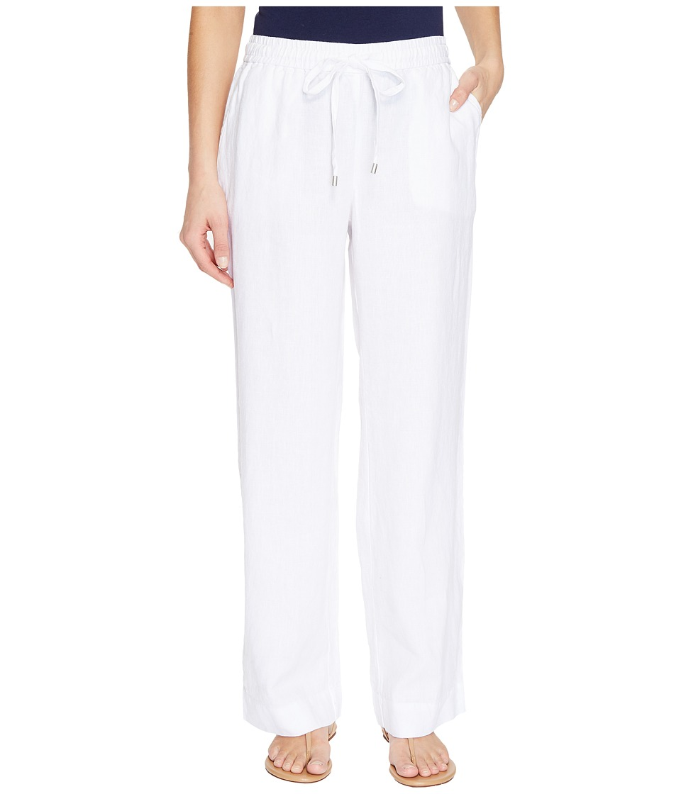 Tommy Bahama Two Palms Easy Pants (White) Women's Casual ...