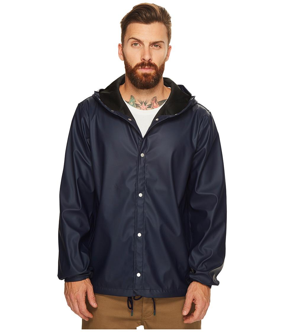 Herschel Supply Co. - Forecast Hooded Coach (Peacoat) Coat
