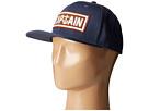 Captain Fin - Naval Captain 6 Panel Hat