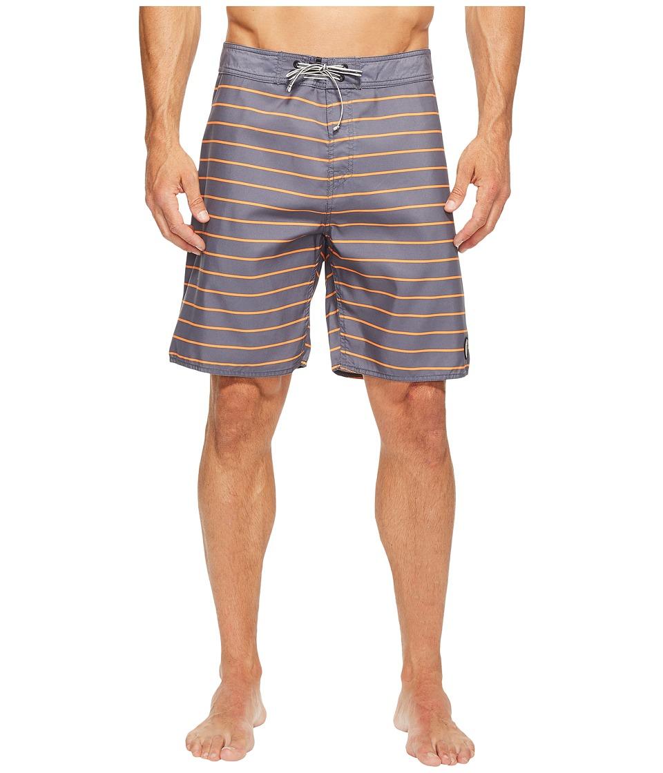 Captain Fin Time Warp Boardshorts (Charcoal) Men