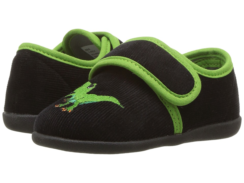 Foamtreads Kids - T-Rex (Toddler/Little Kid) (Black) Boys Shoes
