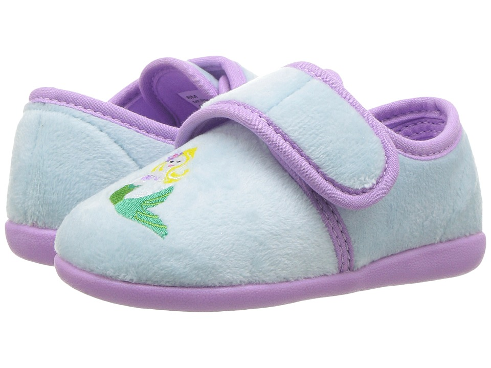 Foamtreads Kids - Mermaid (Toddler/Little Kid) (Mint) Girls Shoes