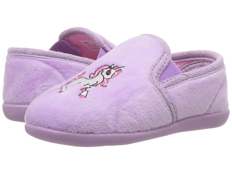 Foamtreads Kids - Unicorn (Toddler/Little Kid) (Lilac) Girls Shoes