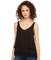 Roper - 1291 Georgette Layered Tank Top