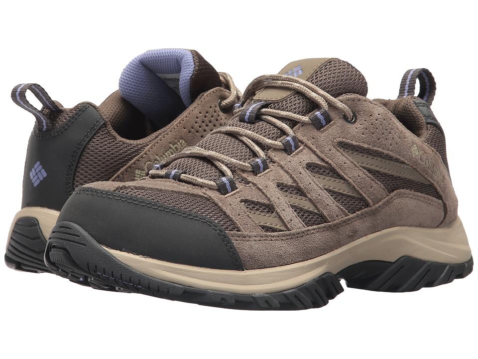 Columbia Crestwood (Mud/Fairytale) Women's Shoes