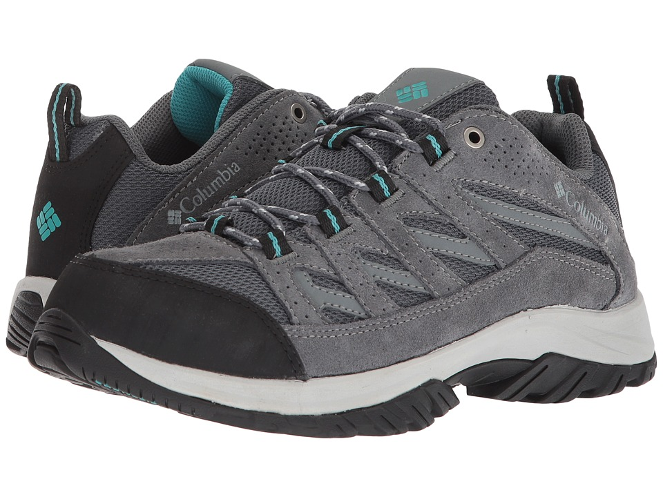 Columbia Crestwood (Graphite/Pacific Rim) Women's Shoes