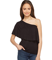 Three Dots - Ruffle Top