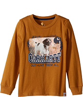 Carhartt Kids - Photoreal Brittany Spaniel Tee (Little Kids)