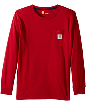 Carhartt Kids - Cotton Pocket Tee (Big Kids)