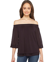 Three Dots - Off Shoulder Top