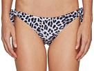 Vince Camuto - Animal Side Tie Bikini Bottom