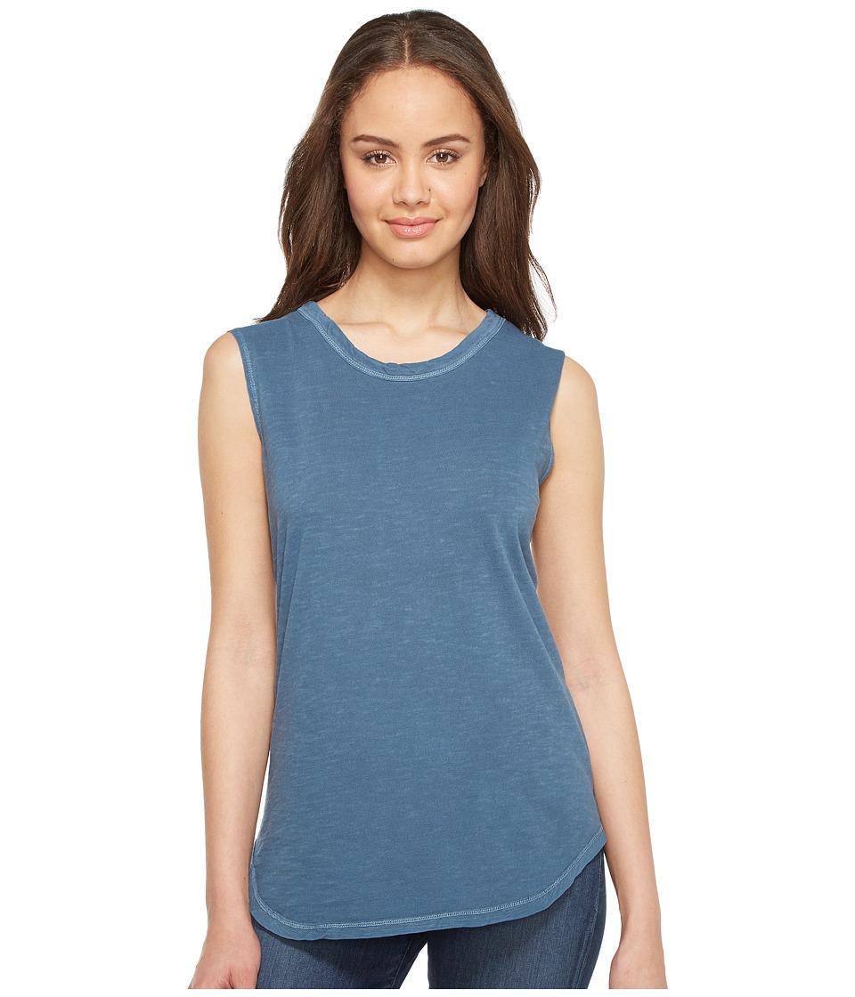 Alternative - Inside Out Slub Sleeveless T-Shirt