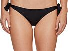 Vince Camuto Draped Solids Side Tie Bikini Bottom