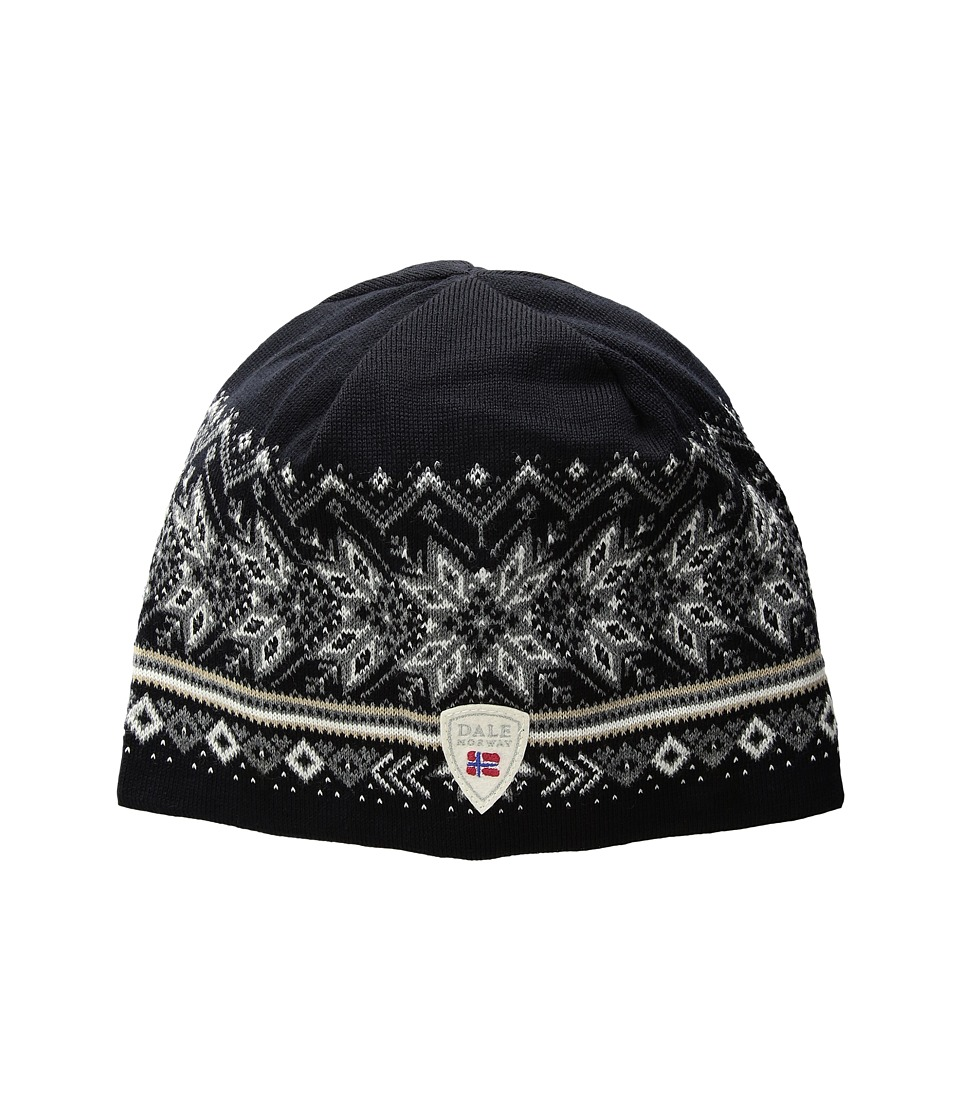 Dale of Norway - Hovden Hat (F-Black/Off-White/Smoke/Beige) Caps