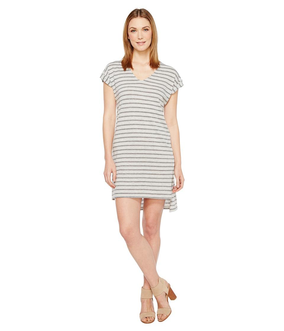 Alternative - Eco Jersey Yarn Dye Stripe Escapade Dress