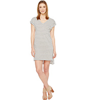 Alternative - Eco Jersey Yarn Dye Stripe Escapade Dress