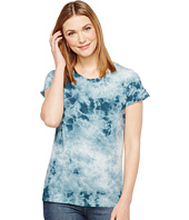 Alternative - Cotton Jersey Tie-Dye Distressed Vintage Tee