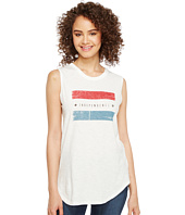 Alternative - Washed Slub Inside Out Sleeveless Tee